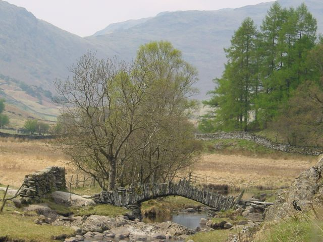 Slater's Bridge, Little Langdale