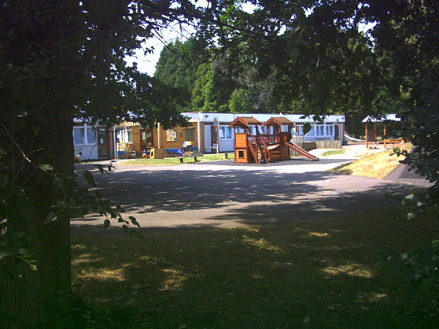 St. Matthew's C of E Primary School.