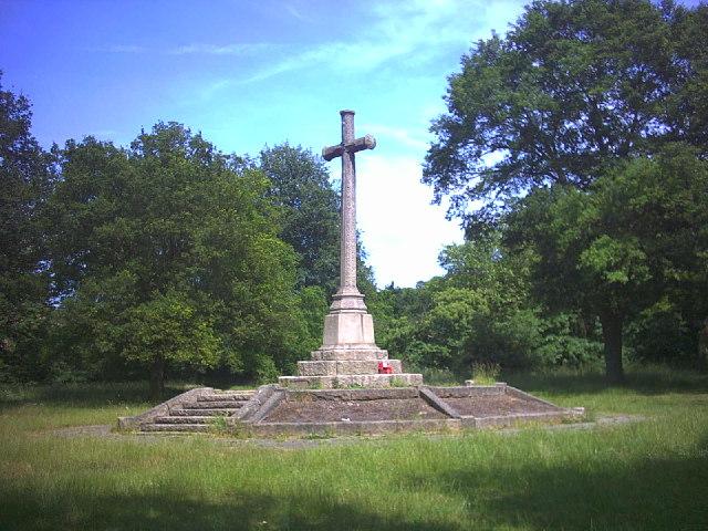 War Memorial, Wimbledon Common.