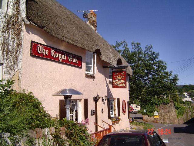 Ideford pub - Devon