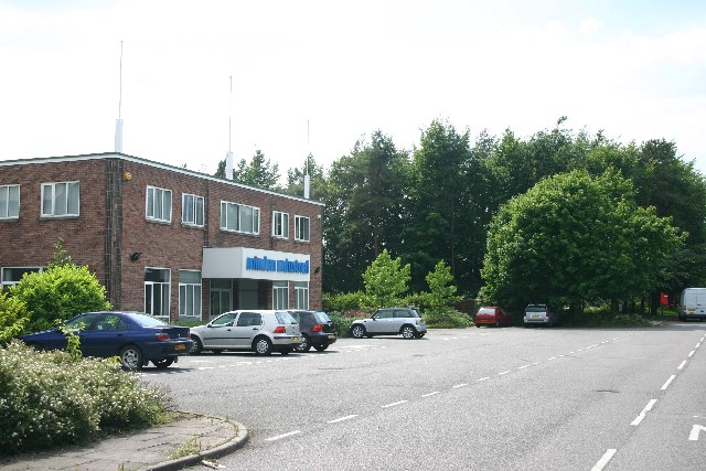 Saxham Industrial Estate