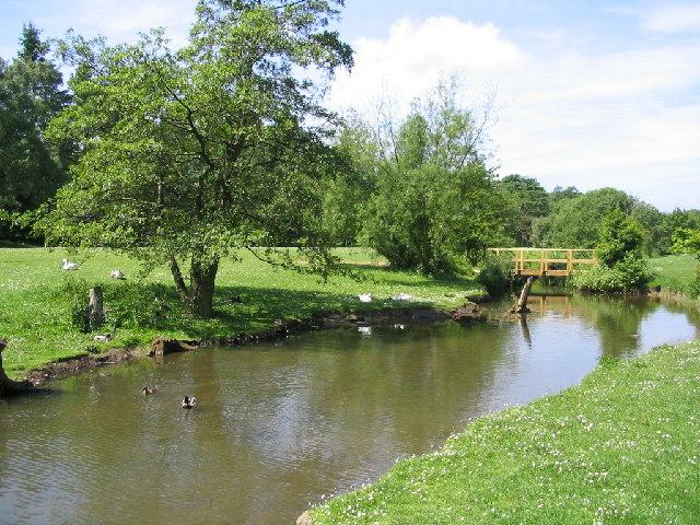The Bridge Golden Acre Park