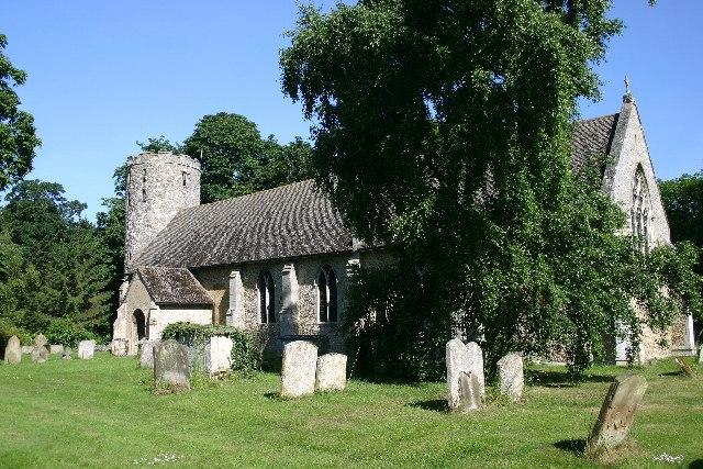 Risby Church