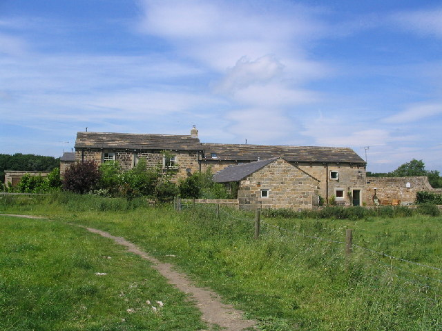 Old Rushes Farm