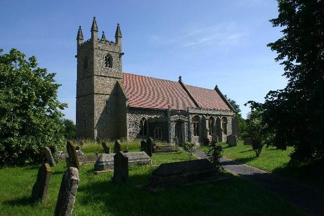 Fornham All Saints Church