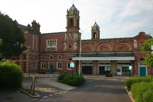 Bury St Edmunds railway station
