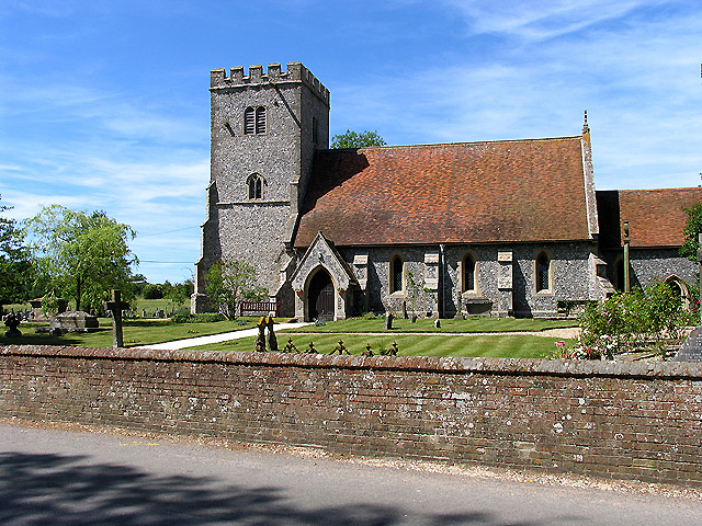 St Mary's and St Nicholas: Compton
