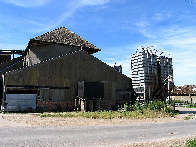 Mayfield Farm: Compton