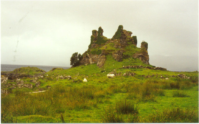 Coeffin Castle