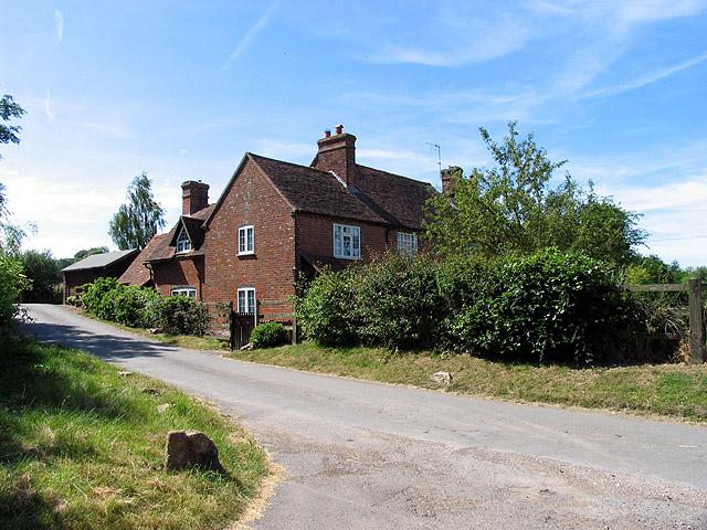 Cottage near Woodend Farm