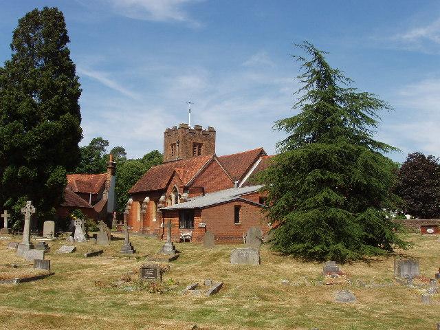 St James Church, Fulmer