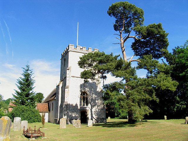 Church in Hampstead Norreys