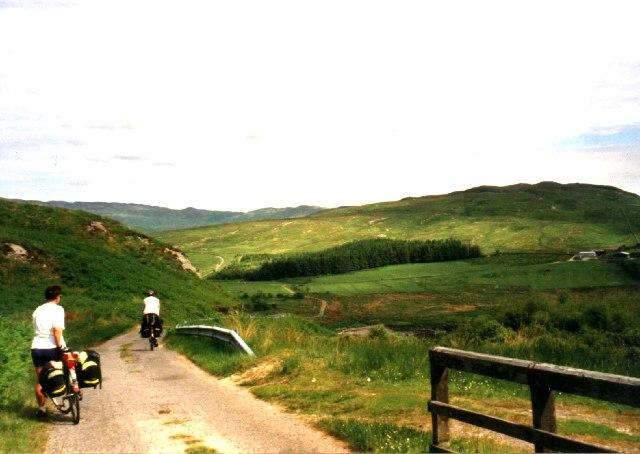 Approaching Tarbert, Jura