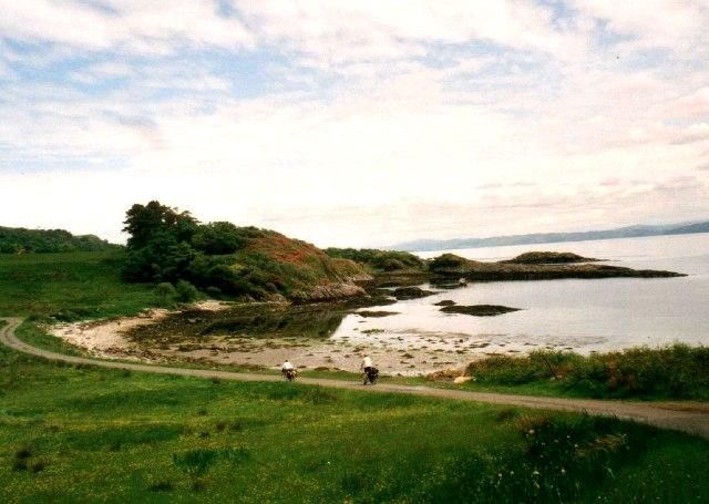 Ardlussa Bay, Jura