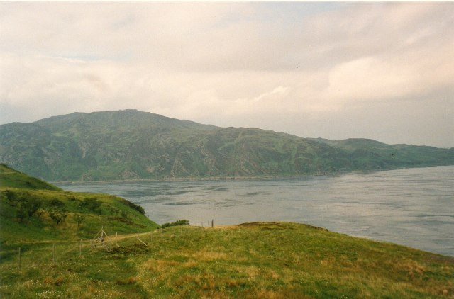 Scarba and The Strait of Coryvreckan