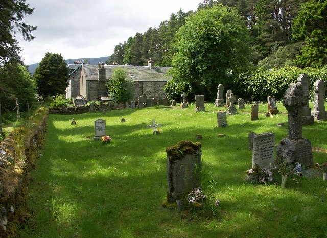 St Kenneth's Church And Burial Ground