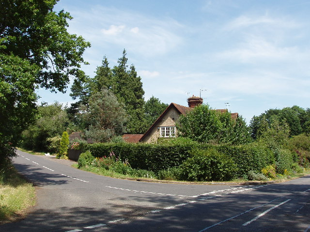House on Fulmer Lane near Gerrards Cross
