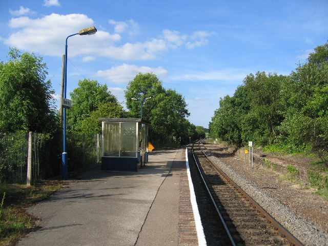 Bearley Halt