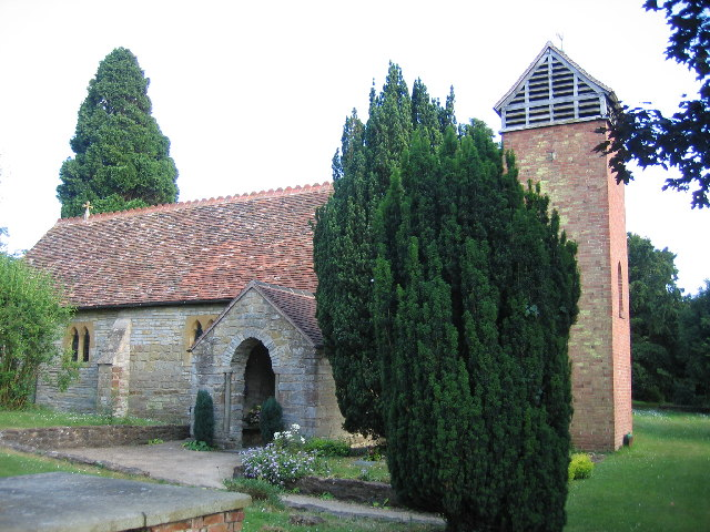 Bearley Church