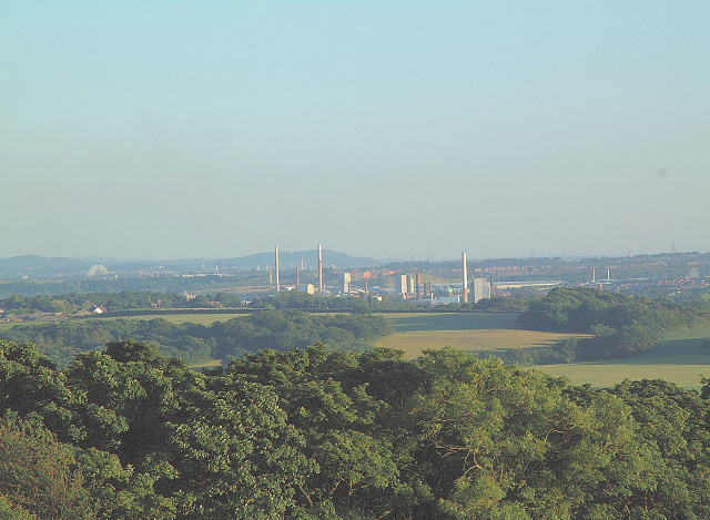 Looking South from Billinge Hill