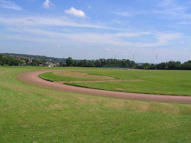 Sportsground at Leeds University