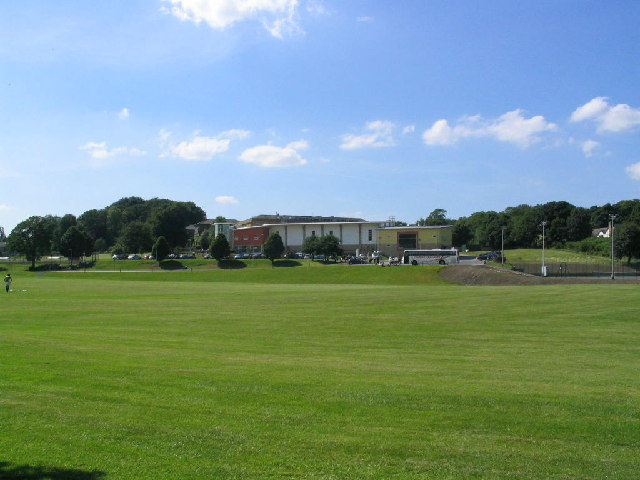 Woodhouse Grove School and Sports field