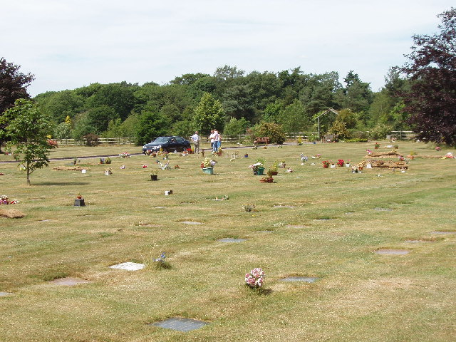Parkside Cemetery of South Bucks District Council