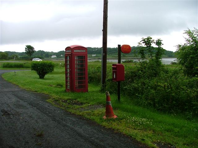 Post and Telephones Boxes, Lochdon