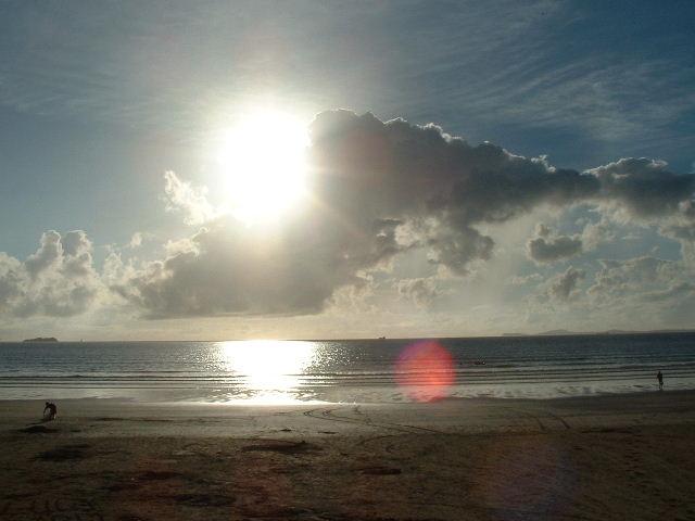 Broadhaven beach