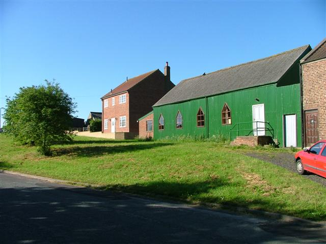 Village Hall, Newby