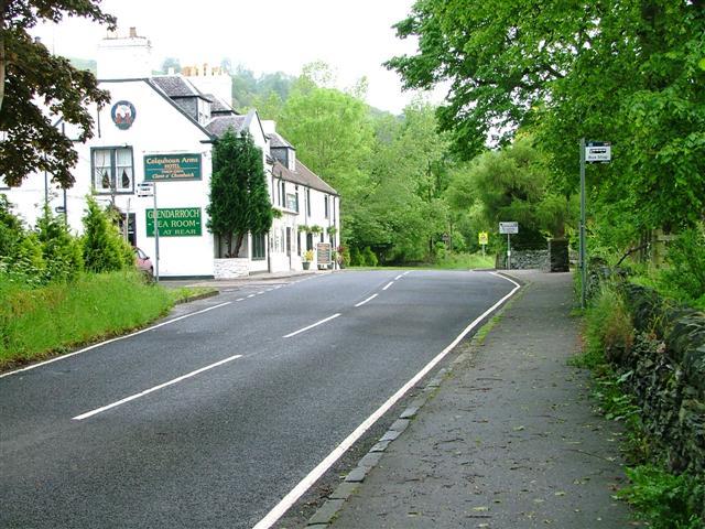Colquhoun Arms Hotel, Luss, Loch Lomond
