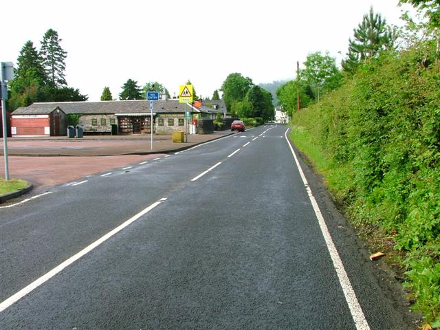 Village Shop, Luss