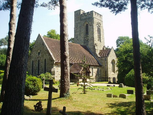 Christ Church at Fairwarp