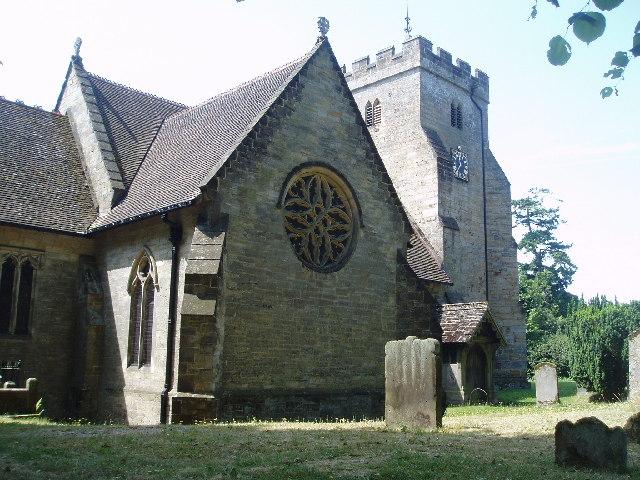 Saint Bartholomew's Parish Church of Maresfield