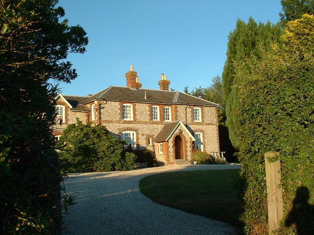 House at Woodhorn Farm