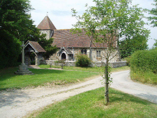 East Chiltington church