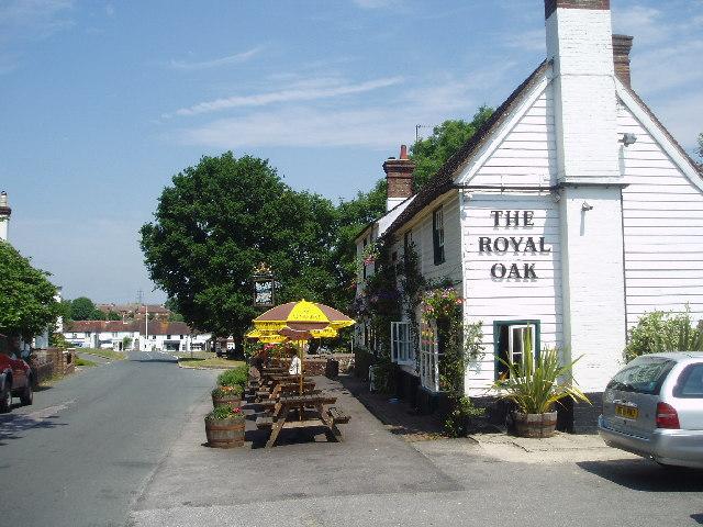 The Royal Oak at Newick