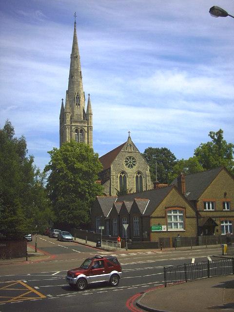 Holy Trinity Church, Roehampton.