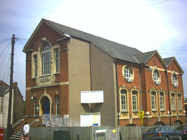 Southfields Baptist Chapel, Wimbledon Park Road.