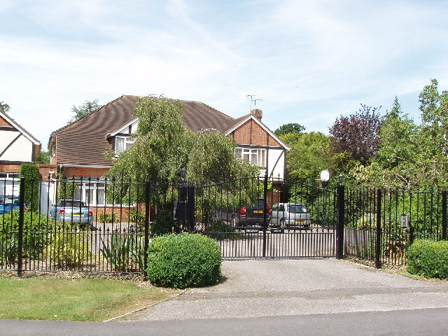 House in Camp Road, Gerrards Cross