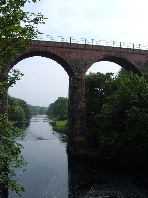 Old Viaduct at Glenluce