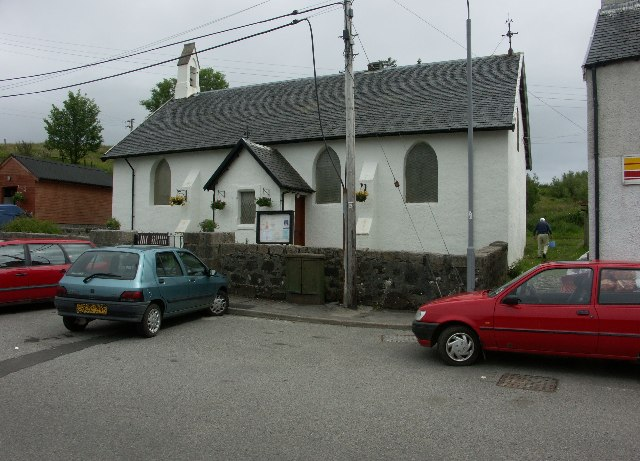 Bunessan Church Of Scotland / Kilvickeon Kirk