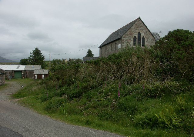 Mull Baptist Church, Bunessan