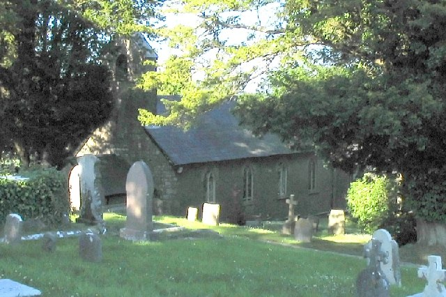 Llangunnor Parish Church