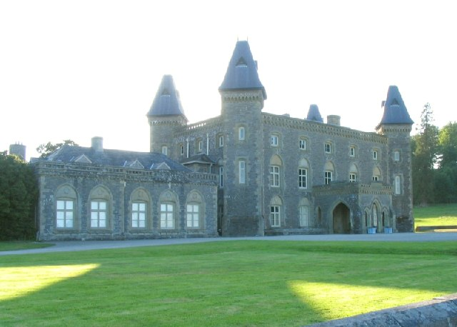 Newton House in Dinefwr Park near Llandeilo