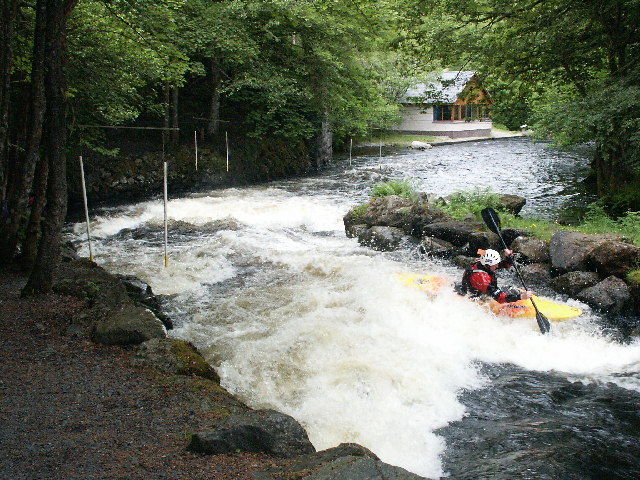 White Water Centre