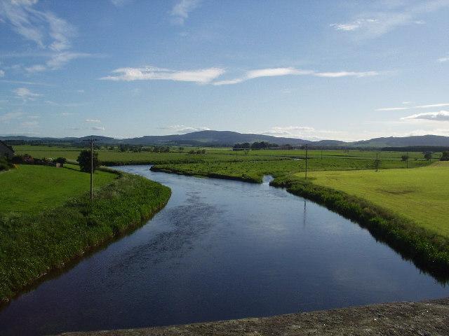 The River Don at Kemnay