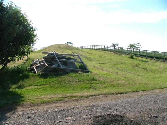 Tumulus, Howe Hill, Newby