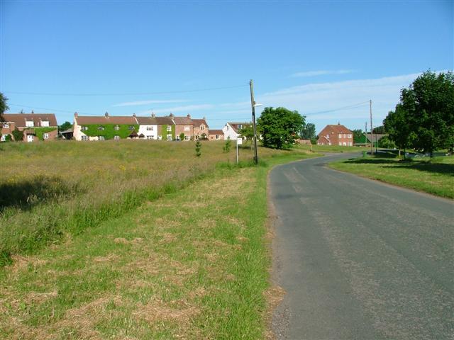 Village Green, Newby