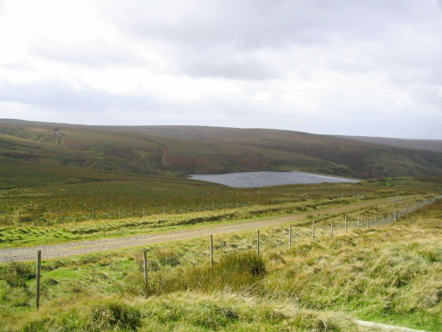 Wessenden Head Reservoir